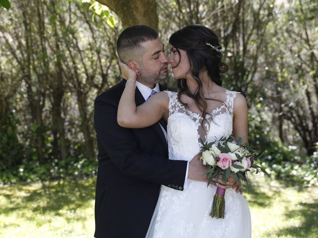 La boda de Iván y Núria en Monistrol De Montserrat, Barcelona 1