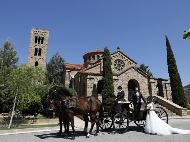 La boda de Iván y Núria en Monistrol De Montserrat, Barcelona 2
