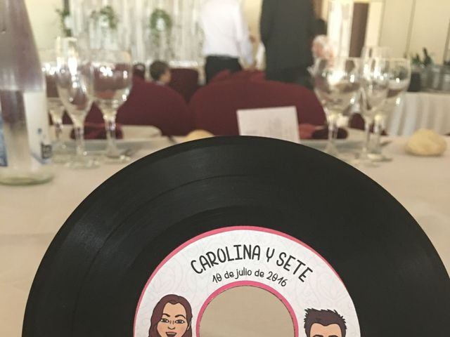 La boda de Sete y Carolina en Chiclana De La Frontera, Cádiz 8