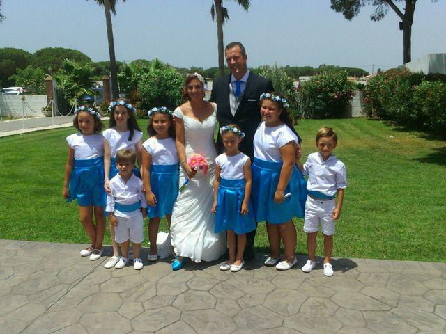 La boda de Sete y Carolina en Chiclana De La Frontera, Cádiz 10