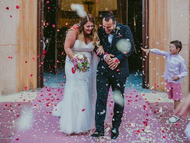 La boda de Felipe y Cristina en Murcia, Murcia 1