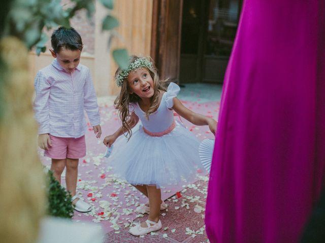 La boda de Felipe y Cristina en Murcia, Murcia 5