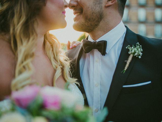 La boda de Cristina y Felipe