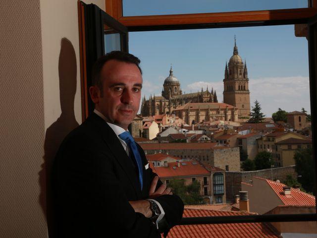 La boda de Iván y Sonsoles en Salamanca, Salamanca 7