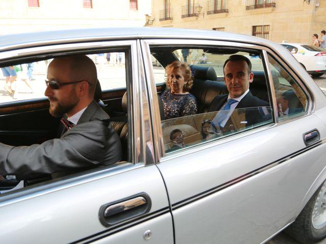 La boda de Iván y Sonsoles en Salamanca, Salamanca 15