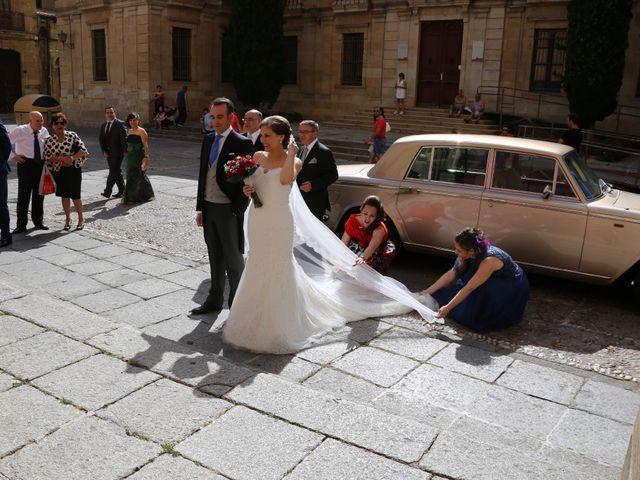 La boda de Iván y Sonsoles en Salamanca, Salamanca 20