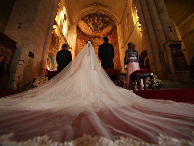 La boda de Iván y Sonsoles en Salamanca, Salamanca 1