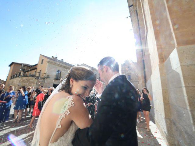 La boda de Iván y Sonsoles en Salamanca, Salamanca 29