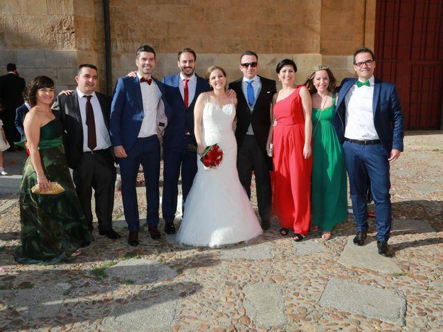 La boda de Iván y Sonsoles en Salamanca, Salamanca 31