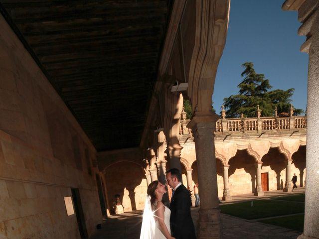 La boda de Iván y Sonsoles en Salamanca, Salamanca 35
