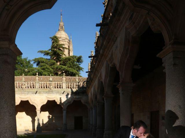 La boda de Iván y Sonsoles en Salamanca, Salamanca 36