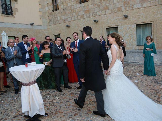 La boda de Iván y Sonsoles en Salamanca, Salamanca 43