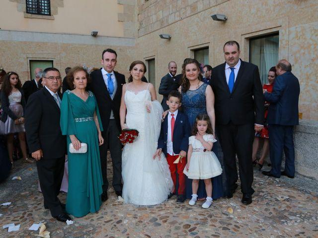 La boda de Iván y Sonsoles en Salamanca, Salamanca 44