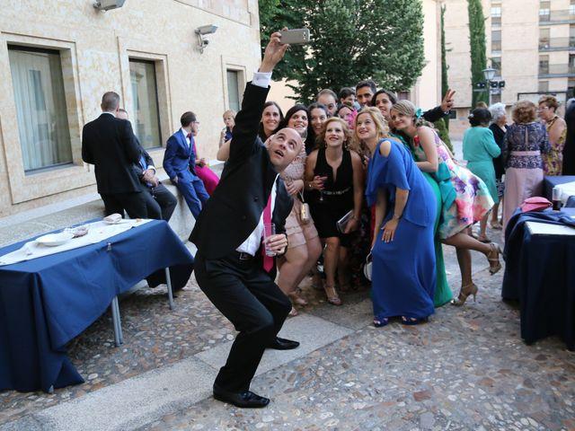 La boda de Iván y Sonsoles en Salamanca, Salamanca 45
