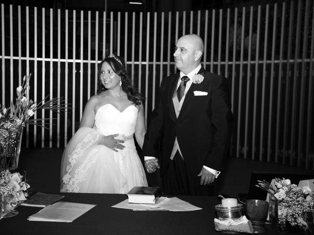 La boda de Anyi y Javi