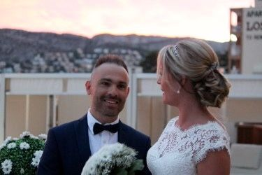 La boda de Jordi y Magui en Calp/calpe, Alicante 3