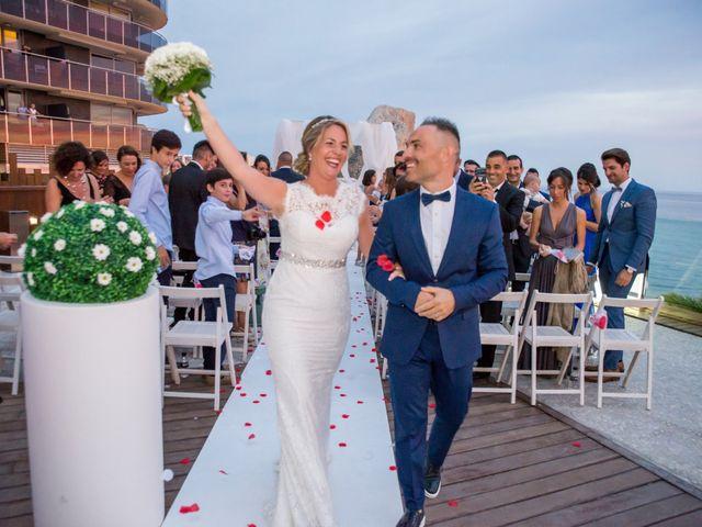 La boda de Jordi y Magui en Calp/calpe, Alicante 2