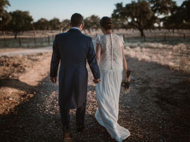 La boda de Alejandra y Ángel