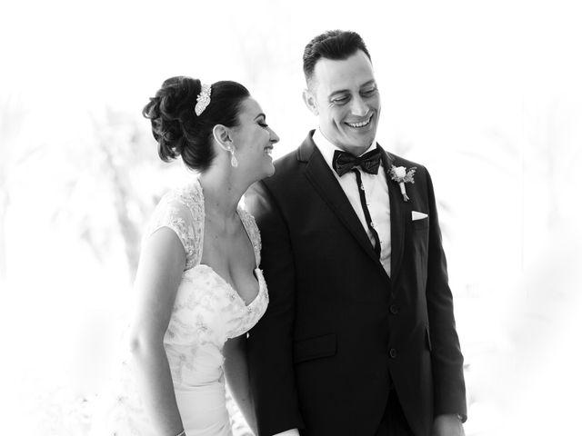 La boda de Conchy y Salva