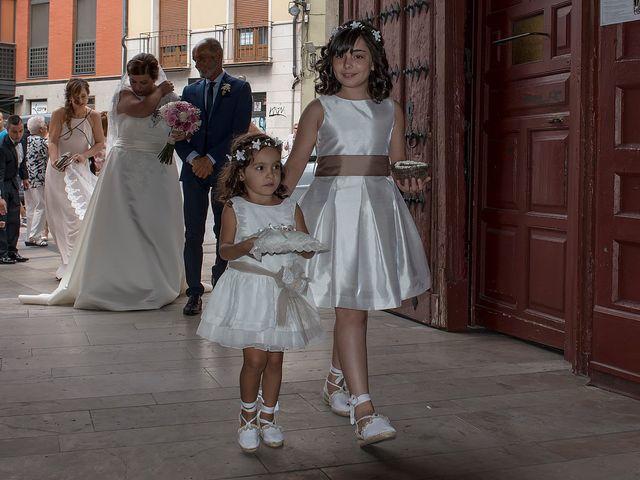 La boda de David y Julia en Valladolid, Valladolid 15