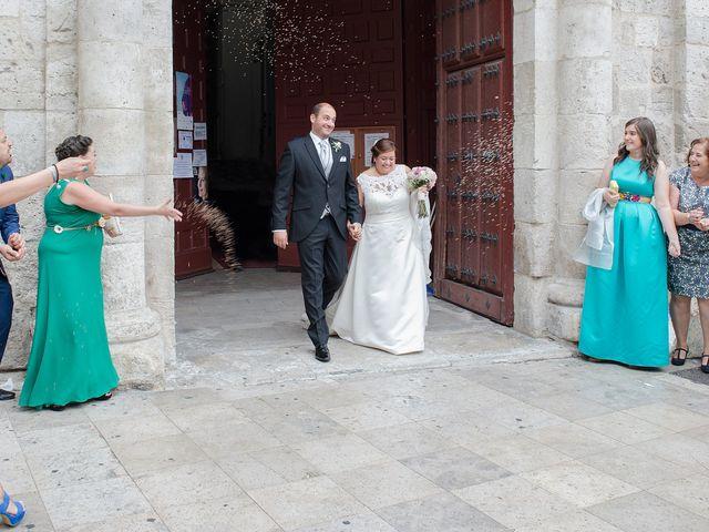 La boda de David y Julia en Valladolid, Valladolid 21