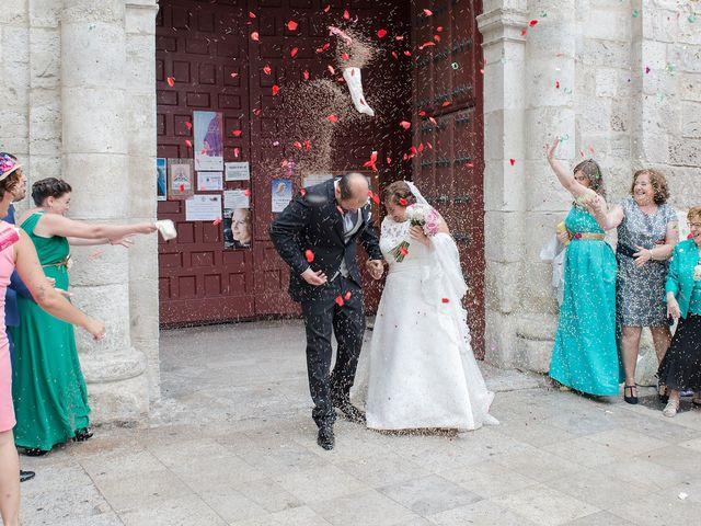 La boda de David y Julia en Valladolid, Valladolid 22