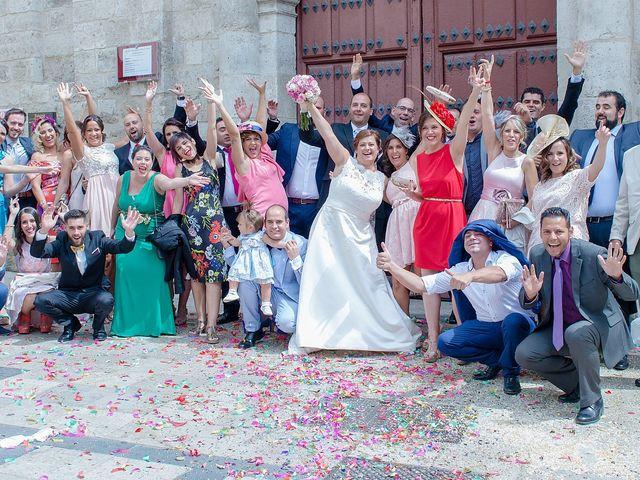 La boda de David y Julia en Valladolid, Valladolid 1