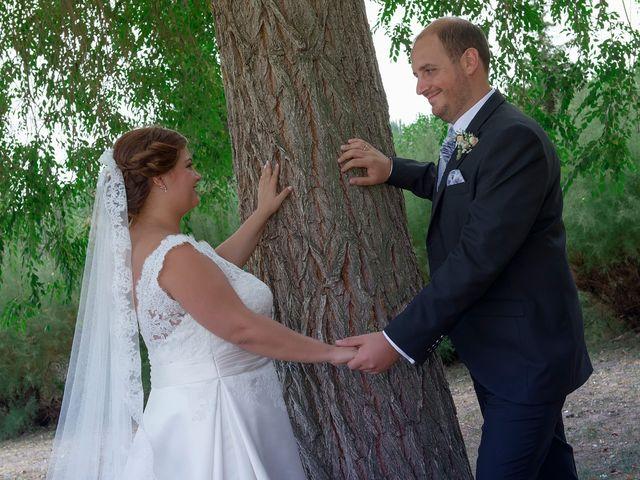 La boda de David y Julia en Valladolid, Valladolid 25