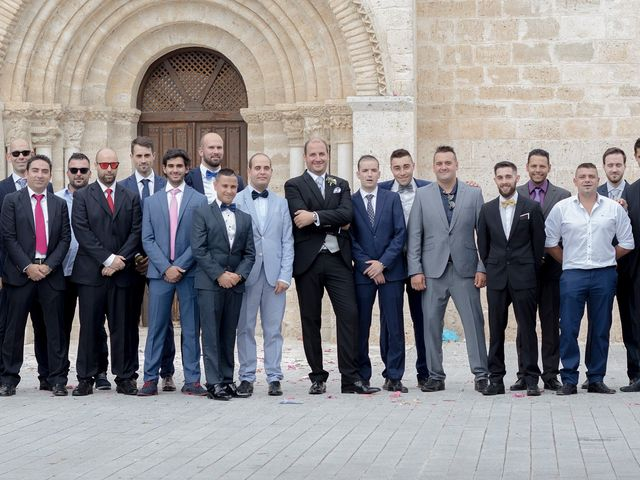 La boda de David y Julia en Valladolid, Valladolid 27