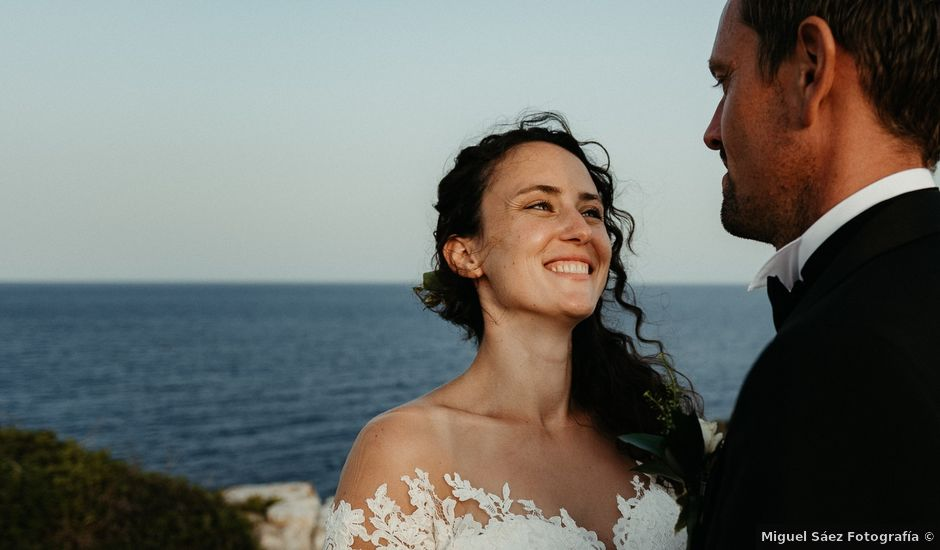 La boda de Oliver y Desidee en Ciutadella De Menorca, Islas Baleares