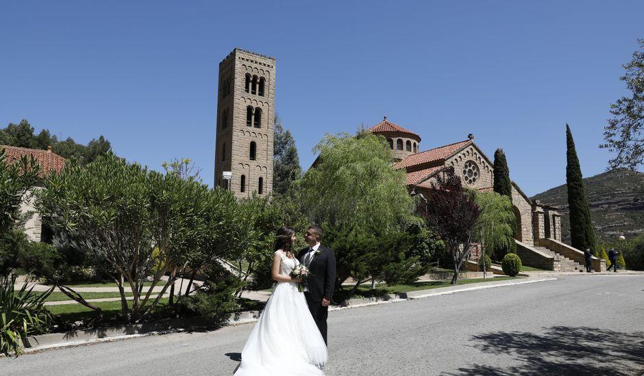 La boda de Iván y Núria en Monistrol De Montserrat, Barcelona