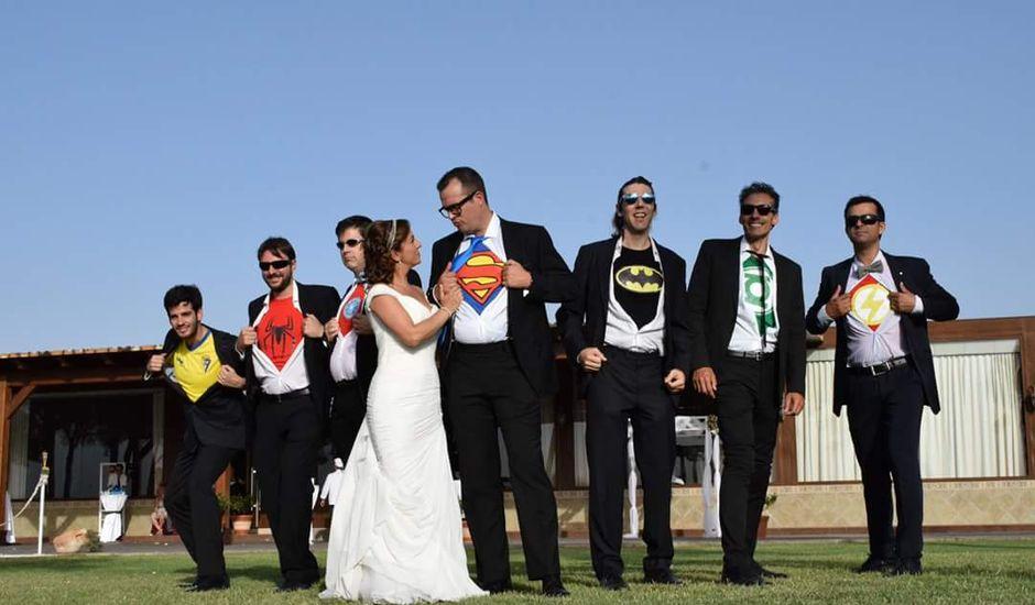 La boda de Sete y Carolina en Chiclana De La Frontera, Cádiz