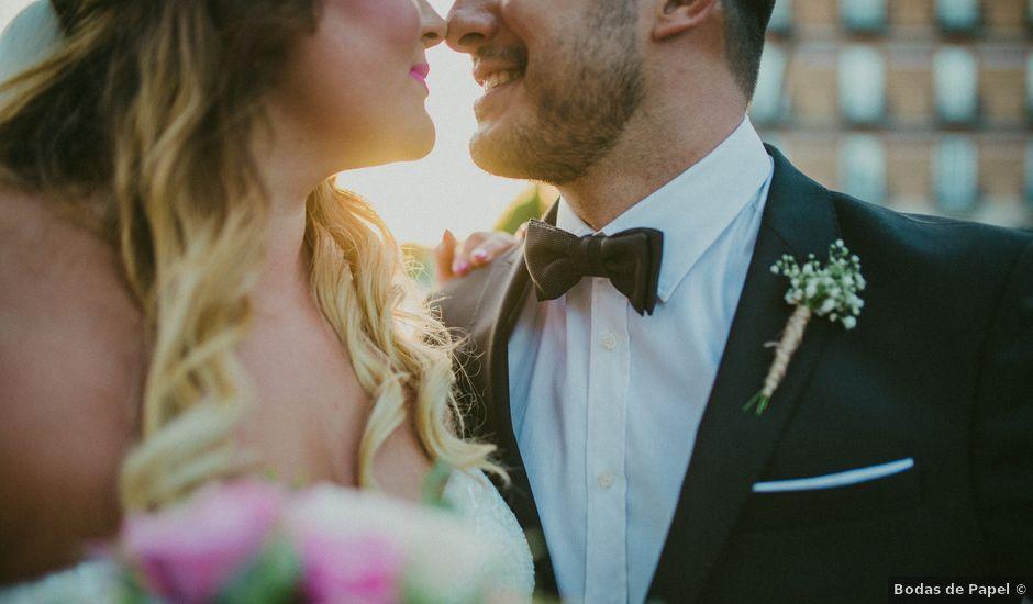 La boda de Felipe y Cristina en Murcia, Murcia