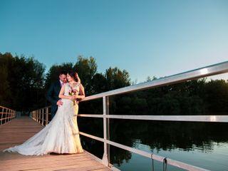 La boda de Marina y Salvador