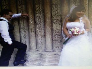 La boda de Tomás  y Marian