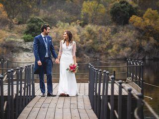La boda de Vanessa y Fran