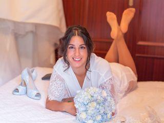 La boda de Sandra y Edén 1
