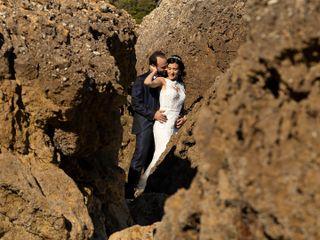 La boda de Lali y Pedro