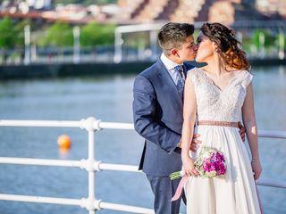 La boda de Esti y Javi