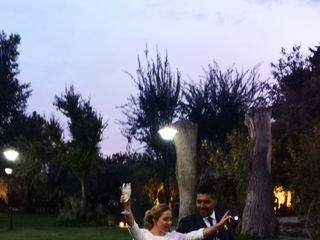 La boda de Elsa Muñoz Alonso  y Mauro Muriel vallejo  1