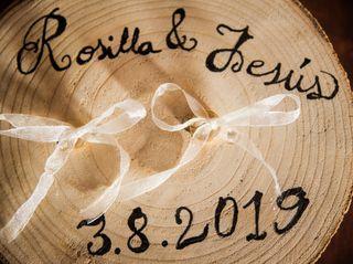 La boda de Rosa y Jesús 2