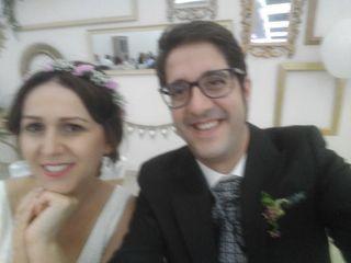 La boda de Montse y Paco 1