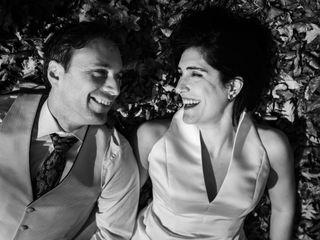La boda de Andrea y Pau