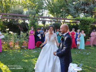 La boda de Victoria  y Daniel