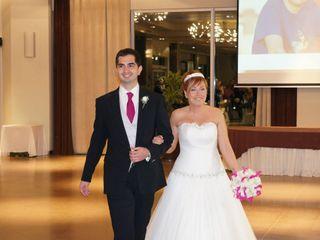 La boda de Cesar y Vanesa
