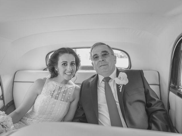 La boda de Ricardo y Ester en Riba-roja De Túria, Valencia 7