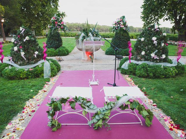 La boda de Ricardo y Ester en Riba-roja De Túria, Valencia 12