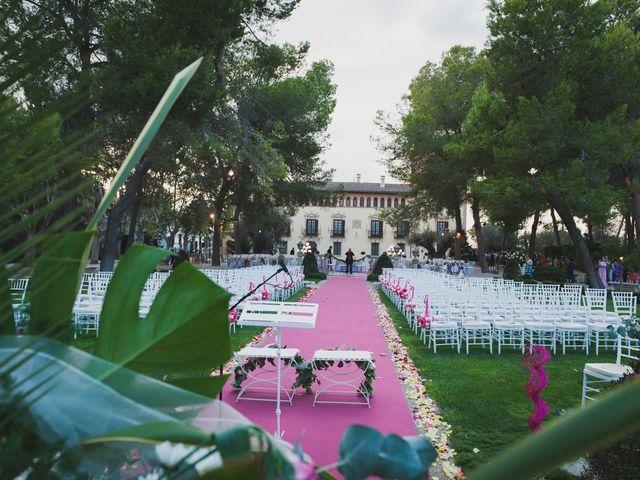 La boda de Ricardo y Ester en Riba-roja De Túria, Valencia 13