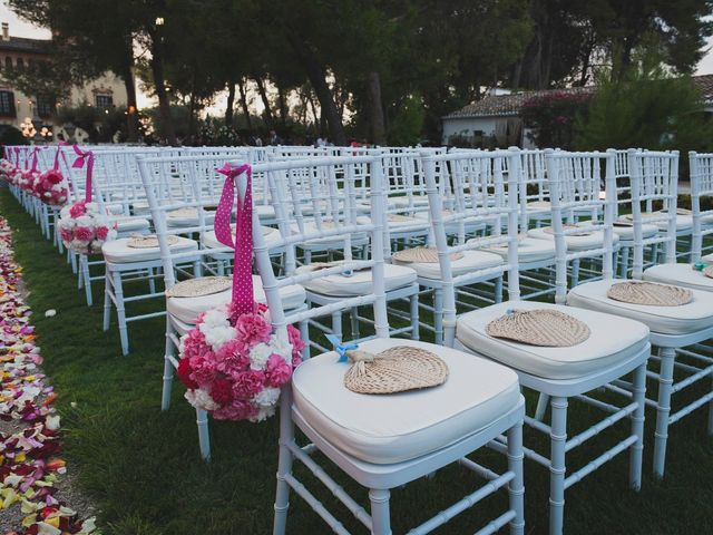 La boda de Ricardo y Ester en Riba-roja De Túria, Valencia 16