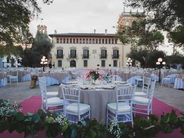 La boda de Ricardo y Ester en Riba-roja De Túria, Valencia 17